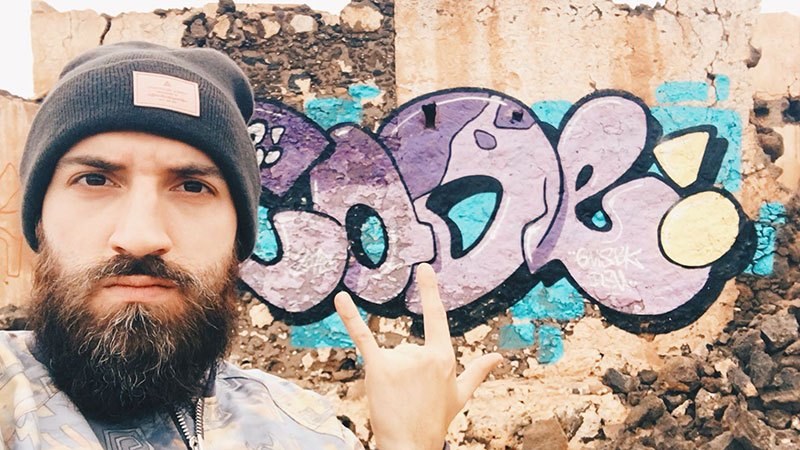 Street Art a Lanzarote