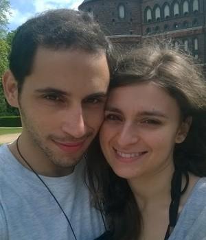 Alec e Sabrina