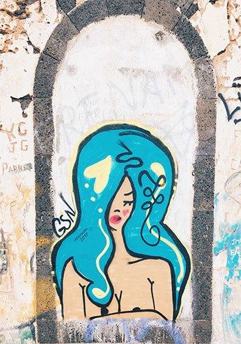 Street Art a Lanzarote - Faro de Pechiguera