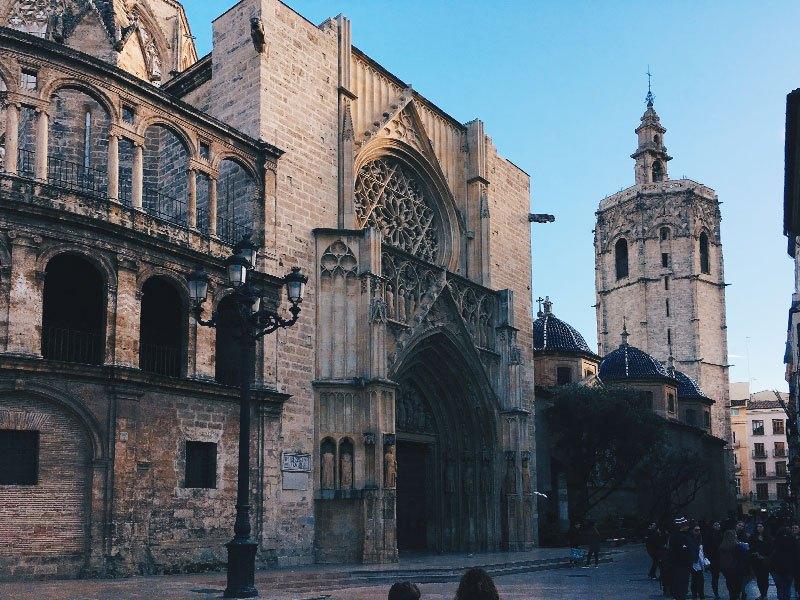 Valencia - La Cattedrale