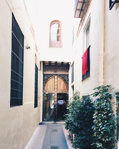 Valencia - Chiesa di San Nicolas