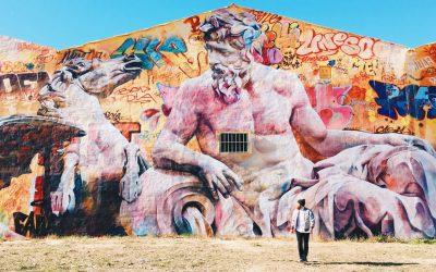 Street art a Valencia: da perderci la testa