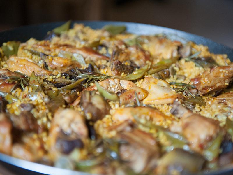 Cosa mangiare a Valencia: la paella valenciana