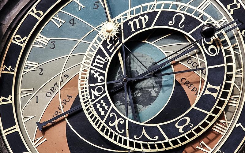Praga: l'orologio astronomico