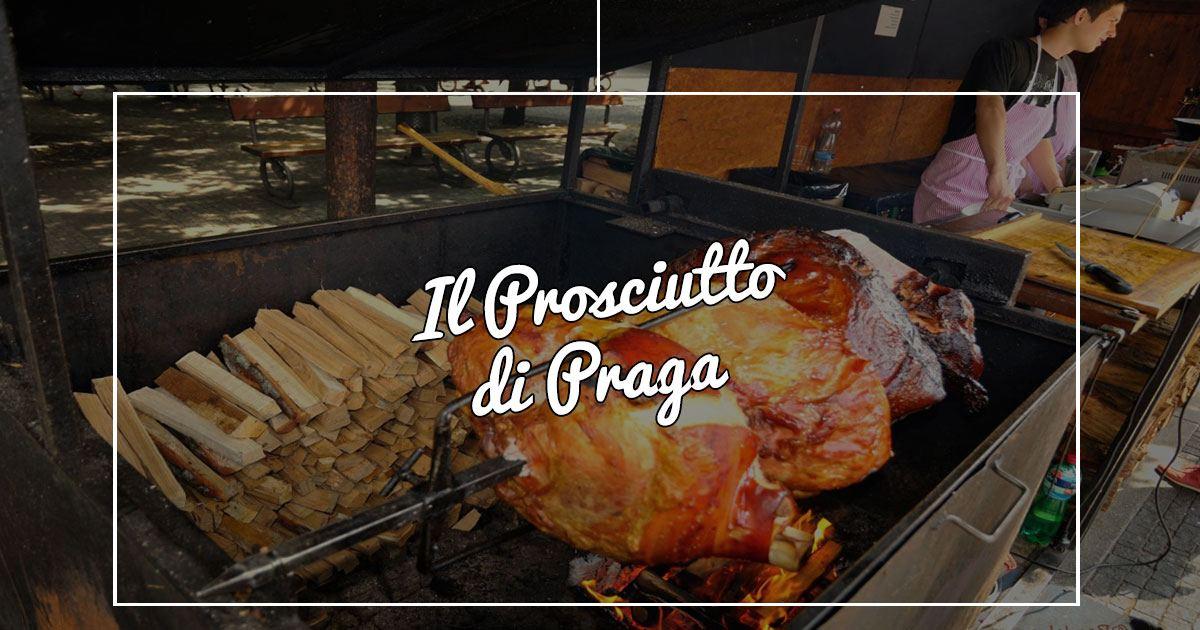 Street food: il prosciutto di Praga