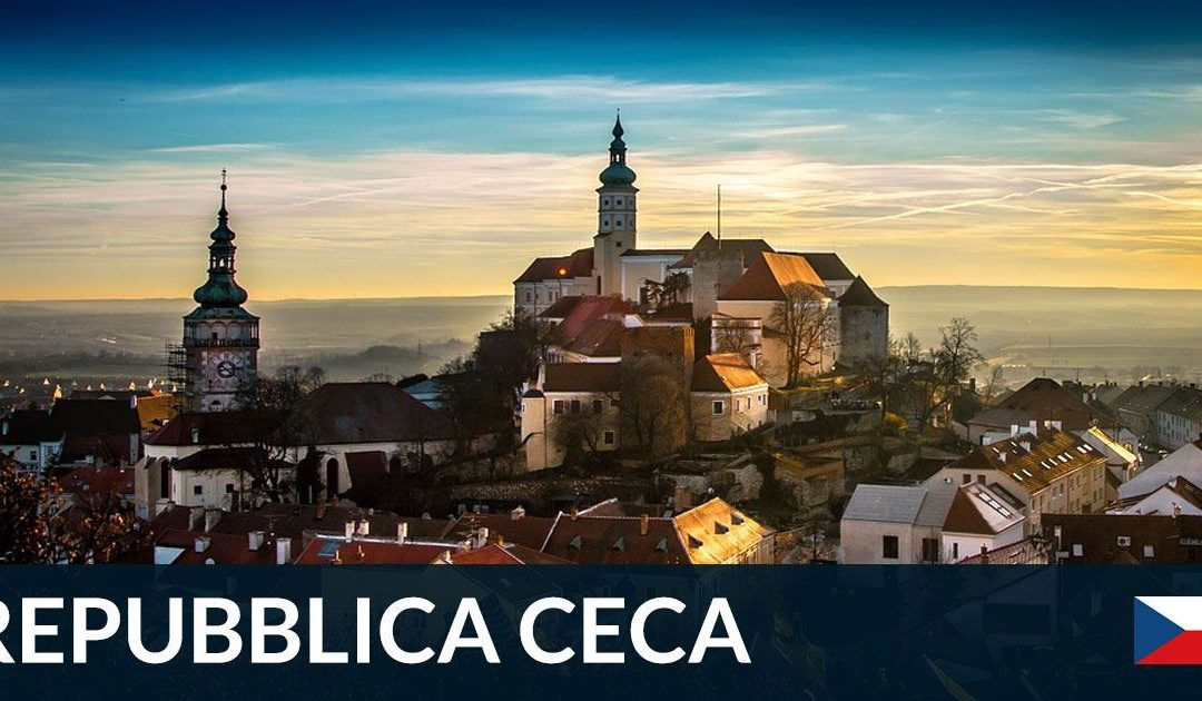 Città della Repubblica Ceca