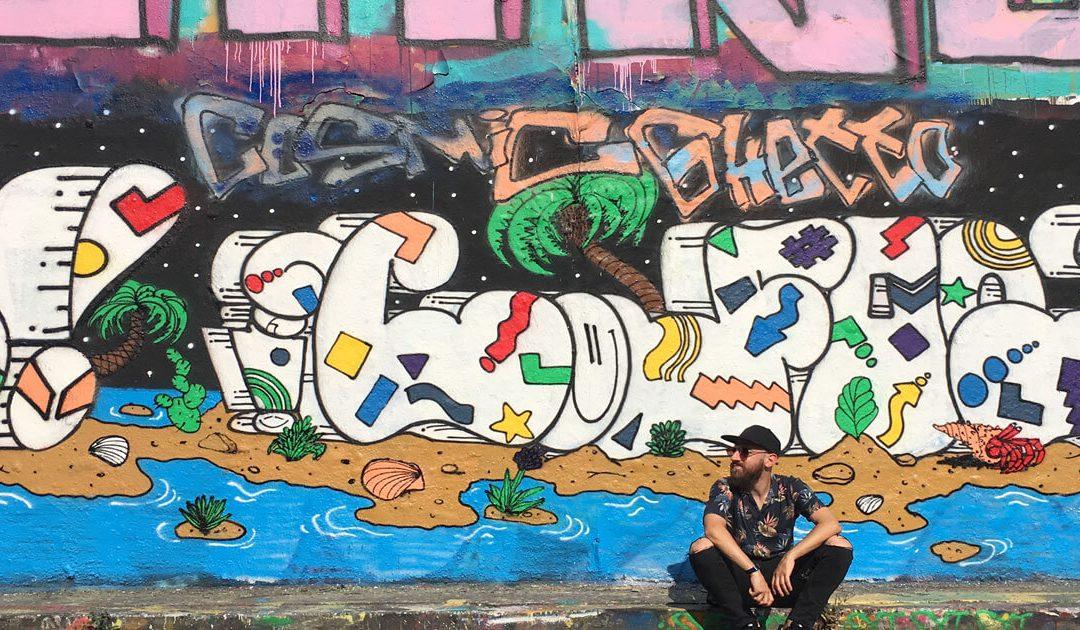 La street art a Praga: dove trovarla veramente
