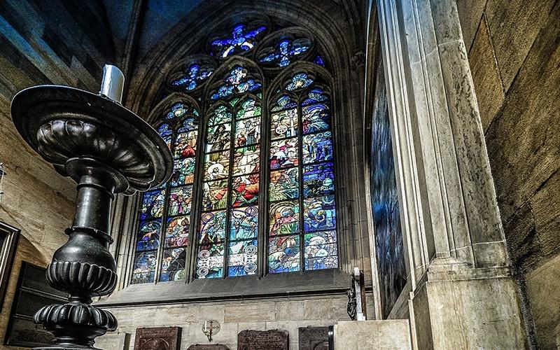 Praga - Cattedrale di San Vito