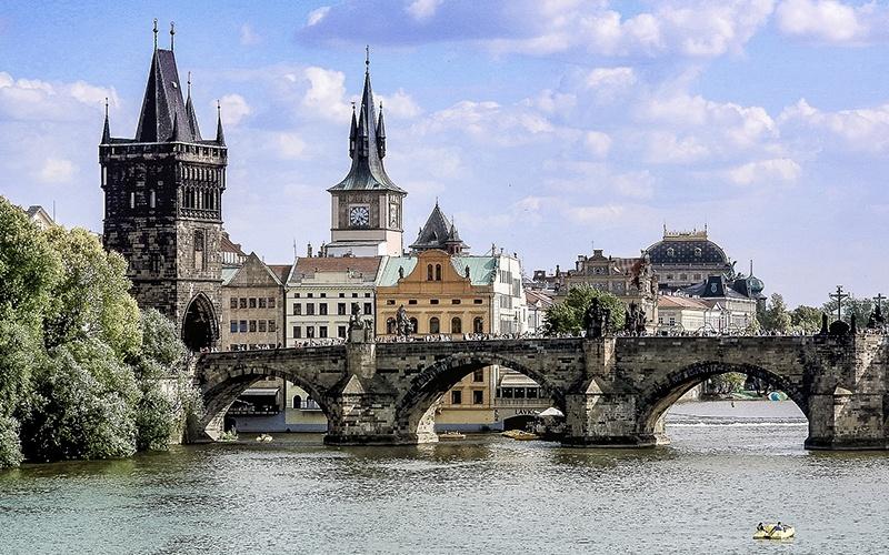 Praga Ponte Carlo