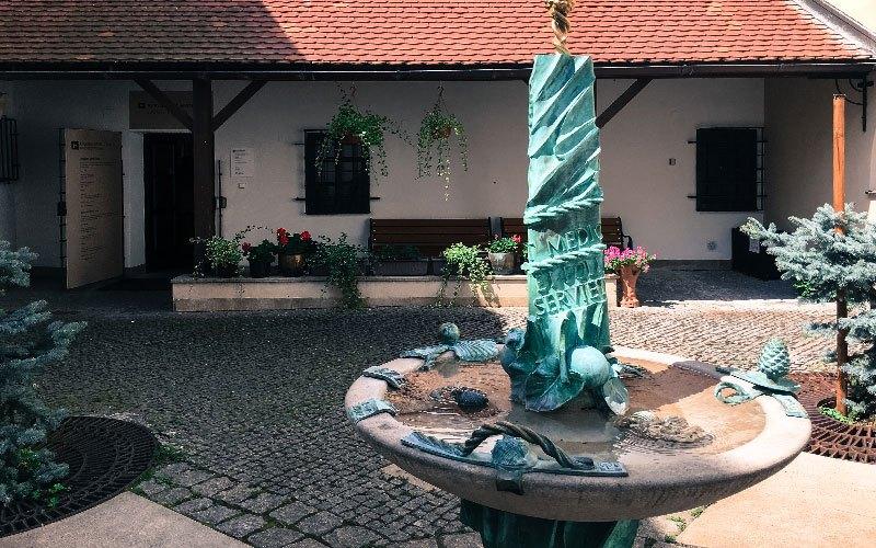 Chiesa e Criptadei cappuccini di Brno