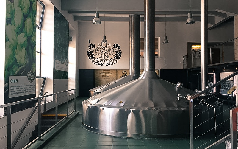 Starobrno Interno Cisterne