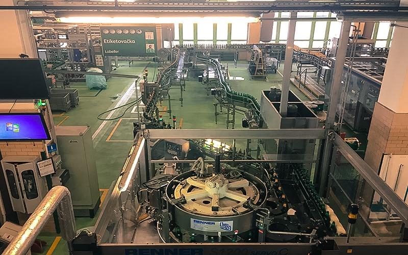 Birrificio-Starobrno-catena-di-produzione