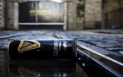 Guiness Storehouse – La fabbrica della Guinness di Dublino