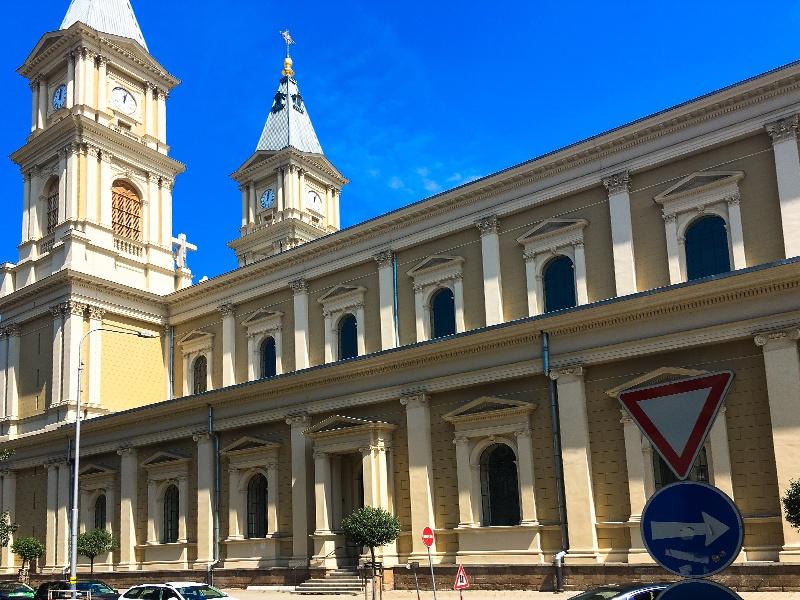 La Cattedrale di Ostrava