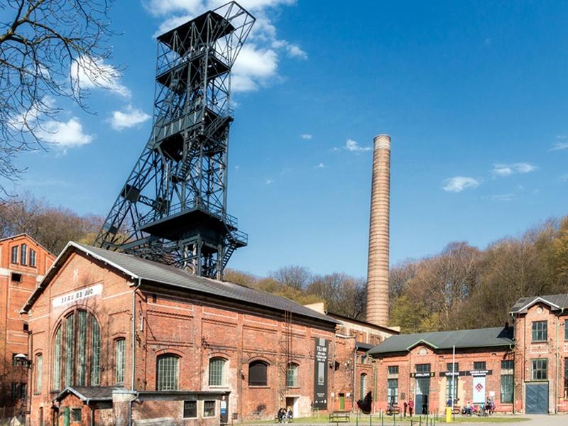 Landek Park: museo delle miniere di Ostrava