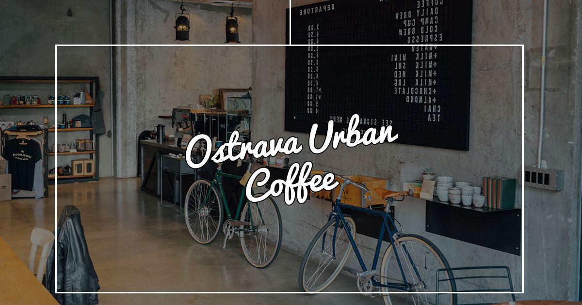Ostrava Urban Coffee