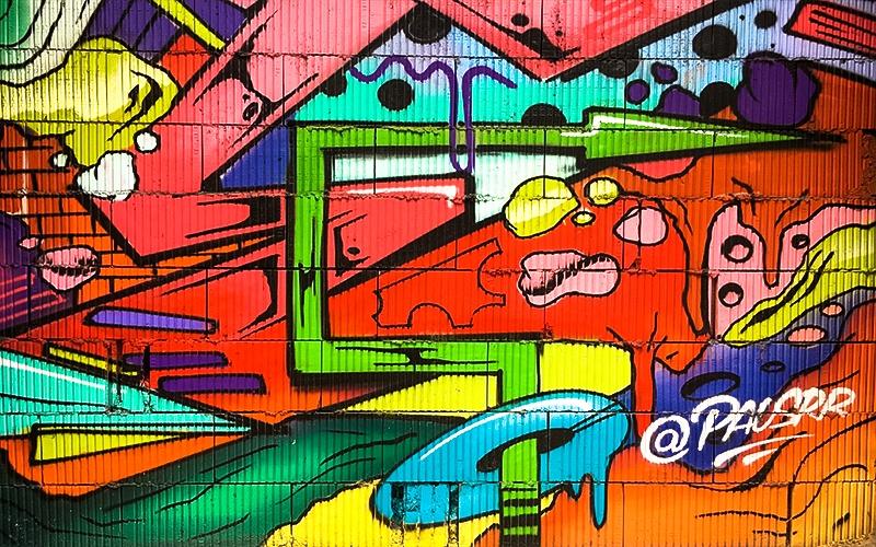Street Art Ostrava  28. října