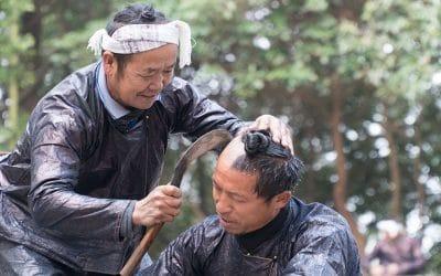 Il Basha Miao Village e l'etnia Miao