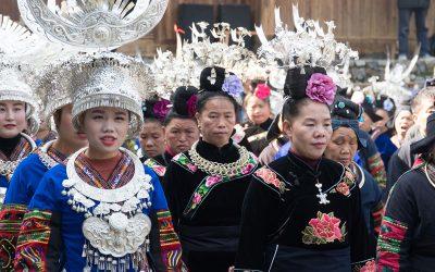 Langde Miao Village la vera atmosfera etnica cinese