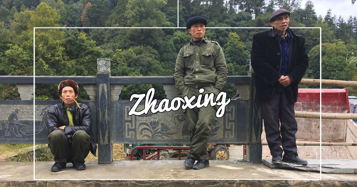 Zhaoxing e la Cina rurale che vorresti conoscere