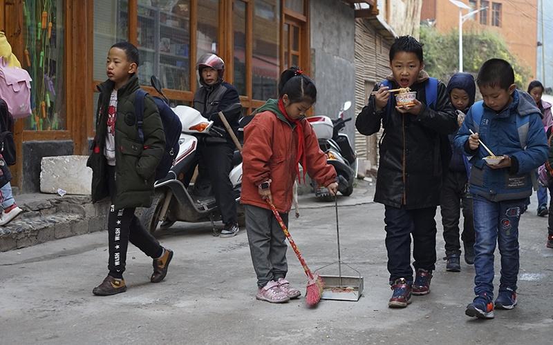 Zhaoxing Vita di tutti i giorni - Emanuele Ghidoni