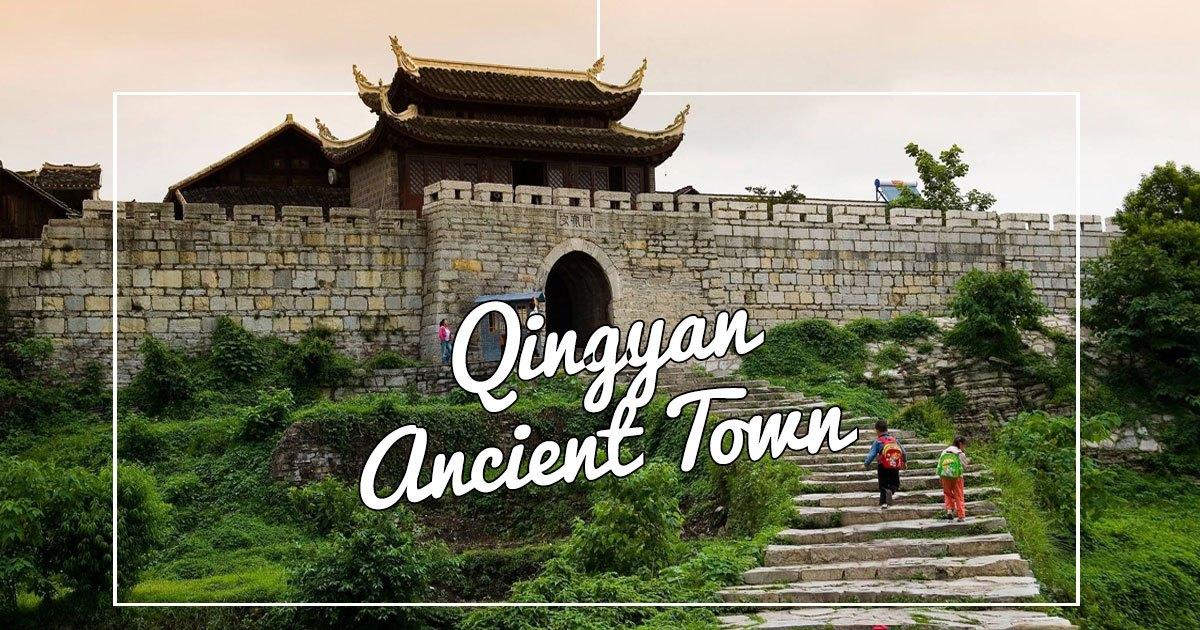 Qingyan Ancient Town: uno dei posti da visitare in cina