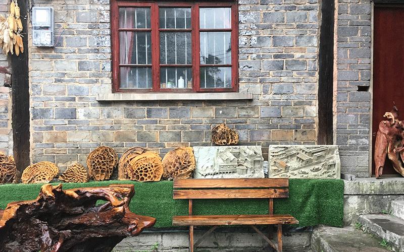 Qingyan---Artigianato