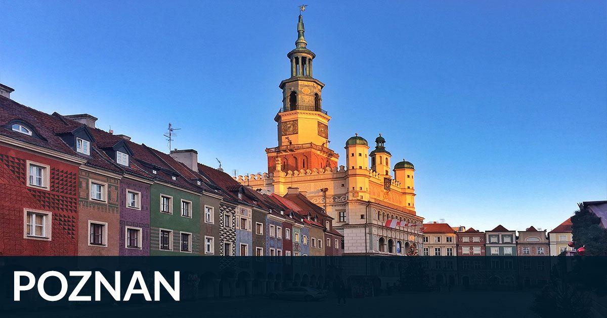 Poznan: Cosa vedere in due giorni