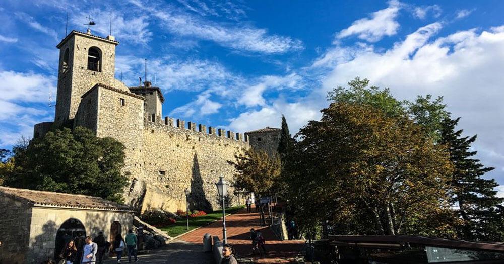 Visita alla Guaita: San Marino cosa vedere