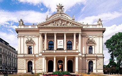 Brno-cosa-vedere-Brno-National-Theatre