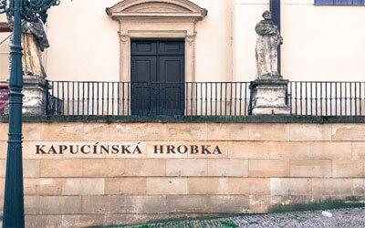 Brno-cosa-vedere-Chiesa-dei-cappuccini-Brno