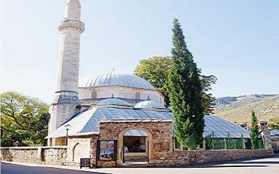 Copertina - Moschea karadoz-bey