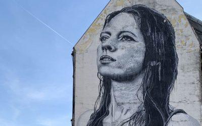 Street art ad Ostrava: Nils, Jan Kalab e tanto altro