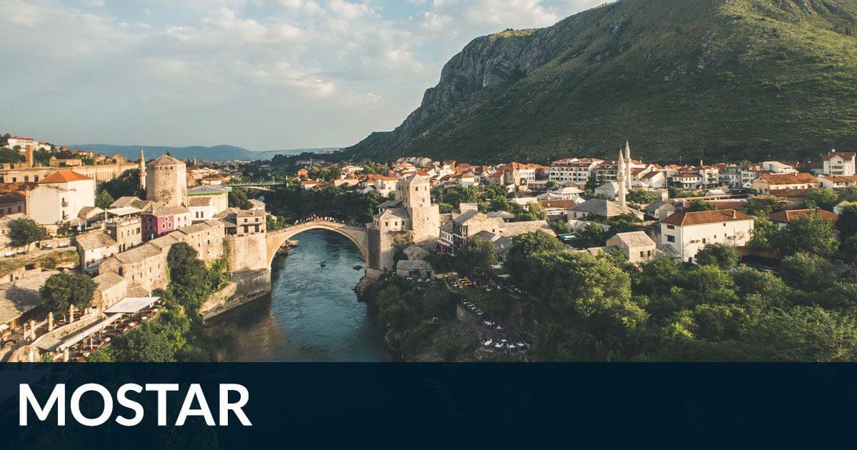 Visitare Mostar in giornata