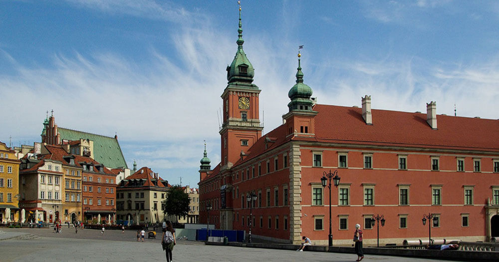 Il Castello reale di Varsavia – Cosa vedere a Varsavia