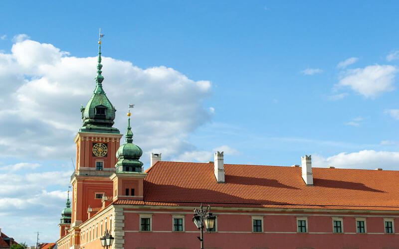 Cosa-vedere-a-Varsavia---Particolare-del-Castello-Reale