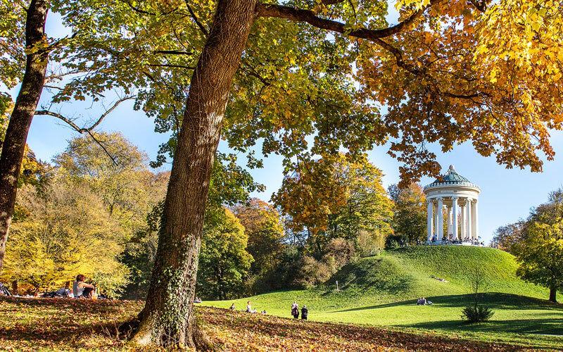 La-bellezza-dell-Englischer-Garten-in-autunno