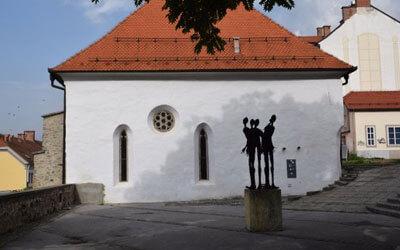 Cosa vedere a Maribor - La sinagoga