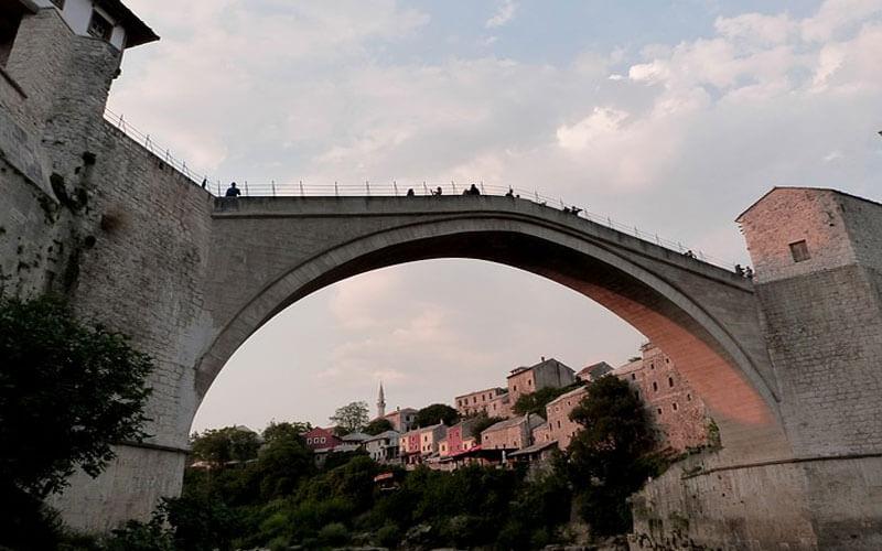 Mostar-ponte-dal-basso