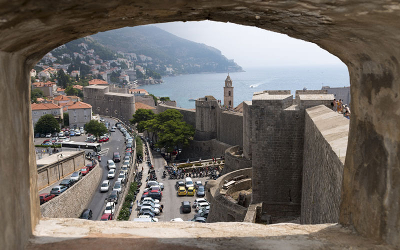 Mura-Dubrovnik-angolo-nascosto