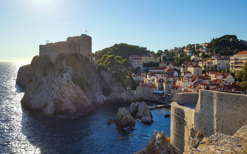 Mura-Dubrovnik-vista-spettacolare