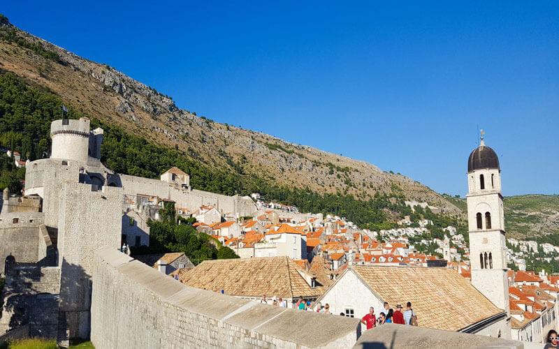 Mura-Dubrovnik-vista-sulle-mura