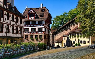 Norimberga-cosa-vedere-Albrecht-Durer-House