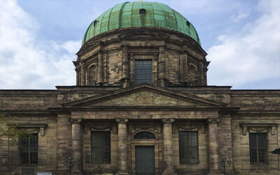 Norimberga-cosa-vedere-Chiesa-di-SantElisabetta-Elisabethkirche