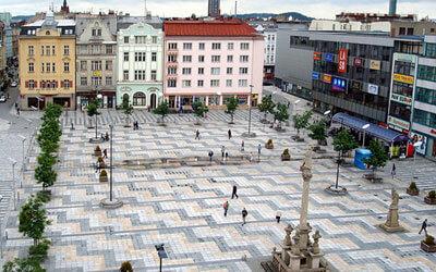 Ostrava---Masarykovo-Namesti