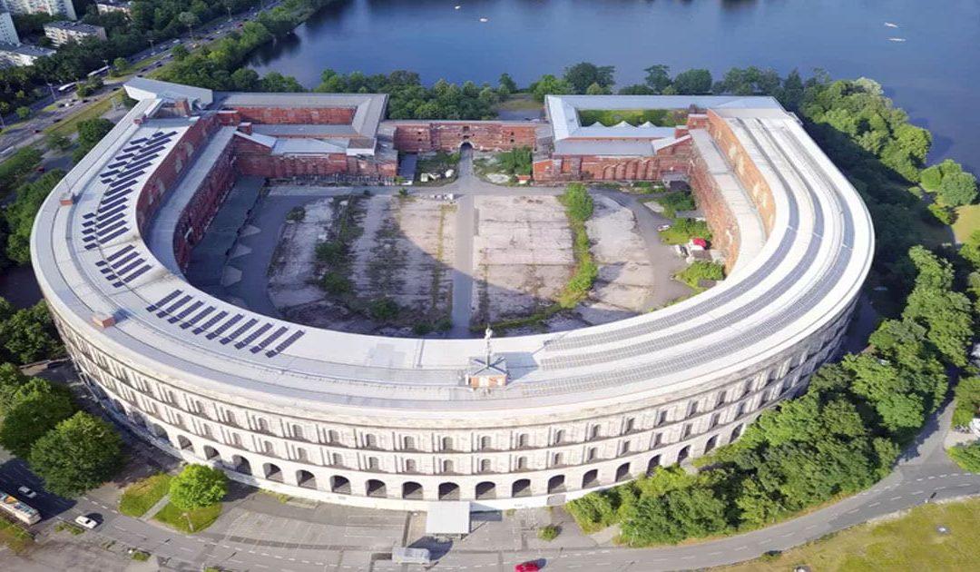 Visitare l'area dei raduni di Norimberga