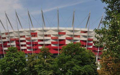 Visita allo stadio di Varsavia: Stadion Narodowy