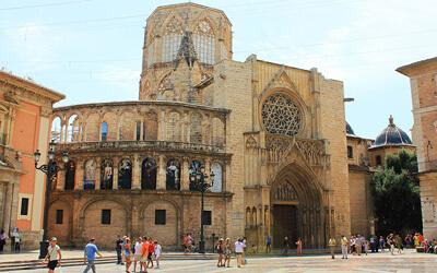 Cosa-vedere-a-Valencia---La-cattedrale