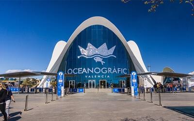 Valencia - Oceanografico