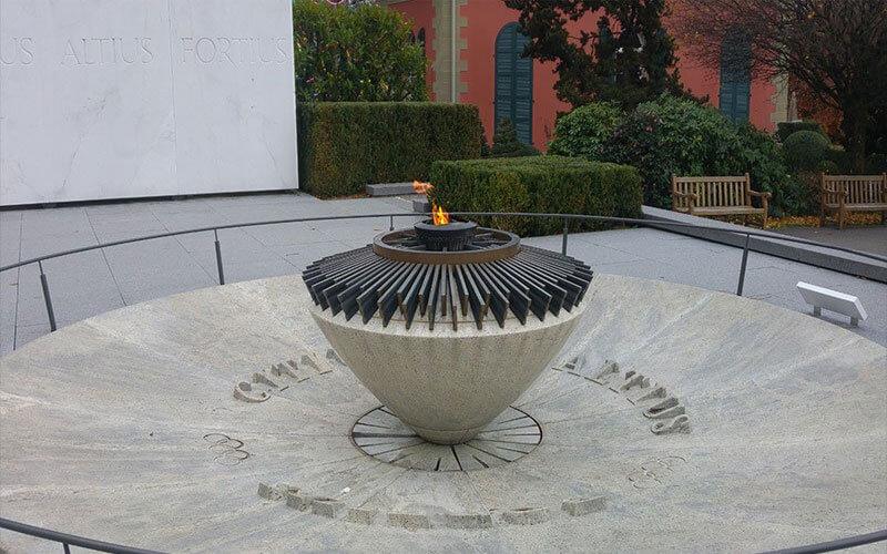 Losanna-Museo-Olimpico-fiamma-olimpica